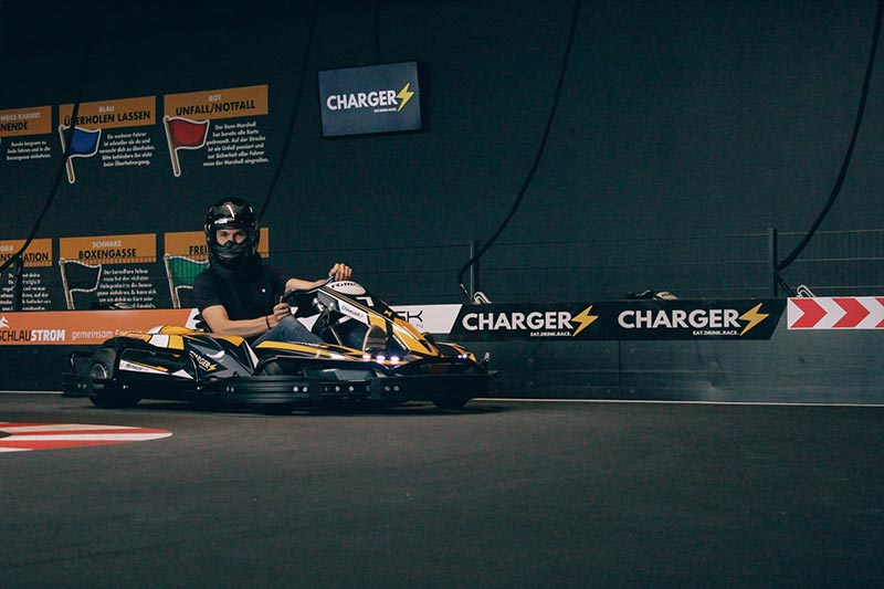 Chargers Racing